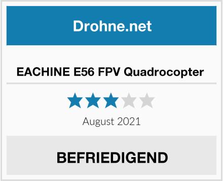 No Name EACHINE E56 FPV Quadrocopter  Test