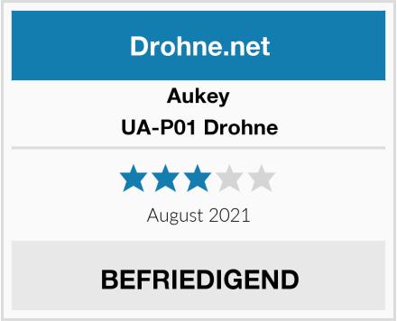 AUKEY UA-P01 Drohne Test