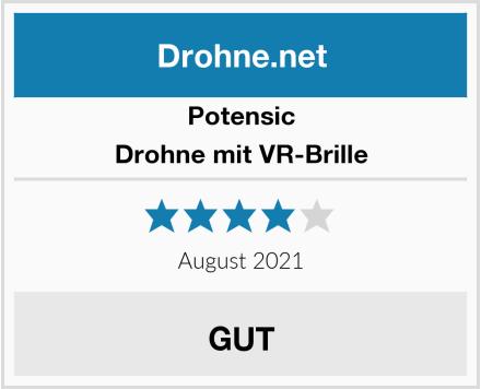 Potensic Drohne mit VR-Brille Test