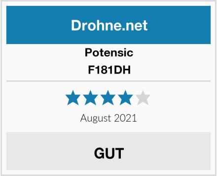Potensic F181DH Test