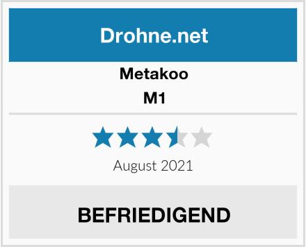 Metakoo M1 Test