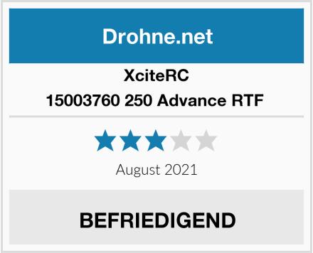 XciteRC 15003760 250 Advance RTF  Test