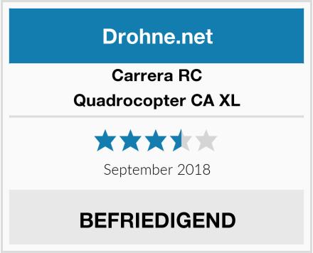 Carrera Quadrocopter CA XL Test