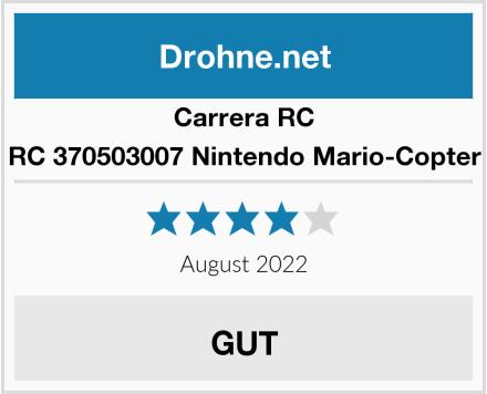 Carrera RC 370503007 Nintendo Mario-Copter Test