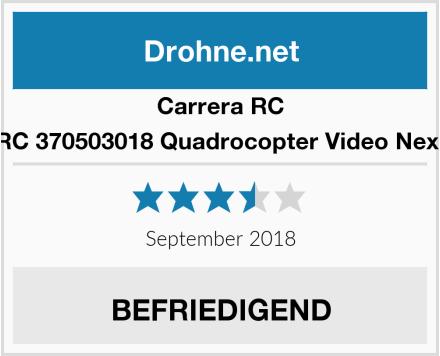 Carrera RC 370503018 Quadrocopter Video Next Test