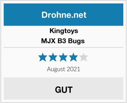 kingtoys MJX B3 Bugs  Test