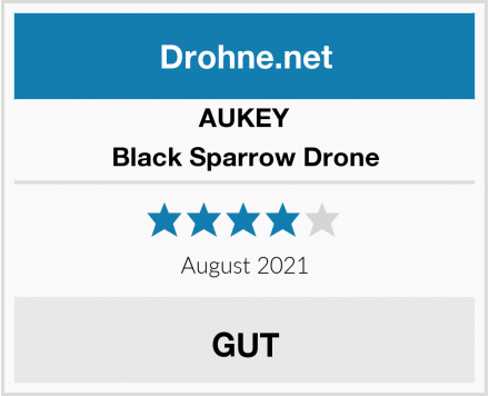 AUKEY Black Sparrow Drone Test