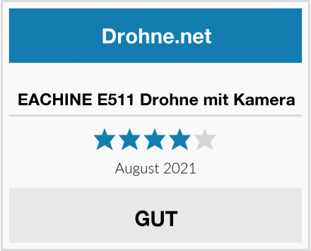 No Name EACHINE E511 Drohne mit Kamera Test