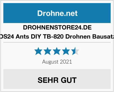 DROHNENSTORE24.DE DS24 Ants DIY TB-820 Drohnen Bausatz Test