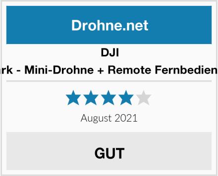 DJI Spark - Mini-Drohne + Remote Fernbedienung Test