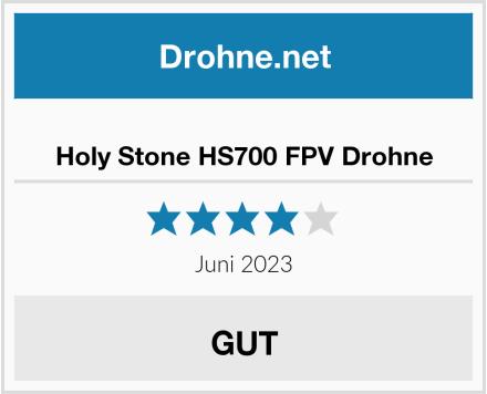 No Name Holy Stone HS700 FPV Drohne Test