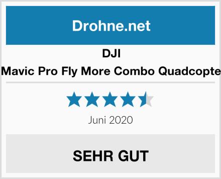 DJI Mavic Pro Fly More Combo Quadcopte Test