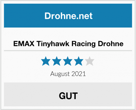 EMAX Tinyhawk Racing Drohne Test