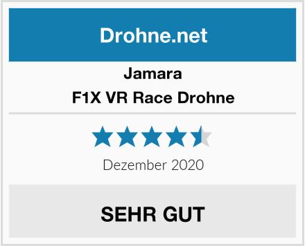 Jamara F1X VR Race Drohne Test