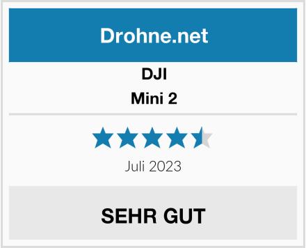 DJI Mini 2 Test