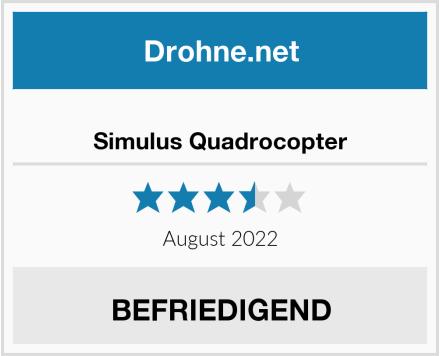 Simulus Quadrocopter Test