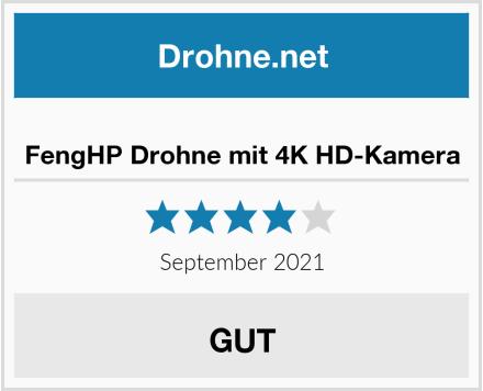 FengHP Drohne mit 4K HD-Kamera Test