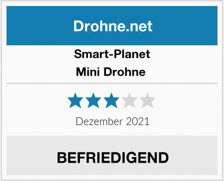 Smart-Planet Mini Drohne  Test
