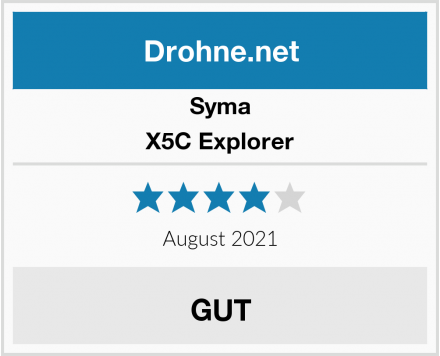 Syma X5C Explorer Test
