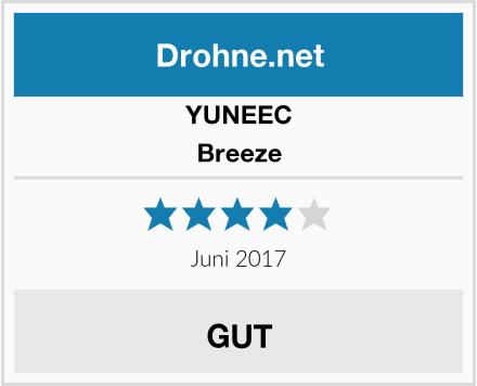 Yuneec Breeze Test