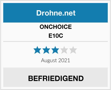 ONCHOICE E10C Test