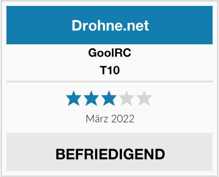 GoolRC T10 Test