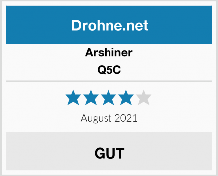 Arshiner Q5C Test