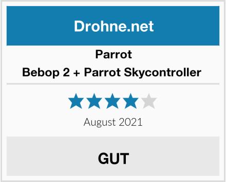 Parrot Bebop 2 + Parrot Skycontroller  Test