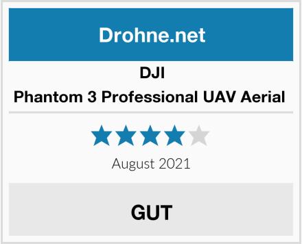 DJI Phantom 3 Professional UAV Aerial  Test