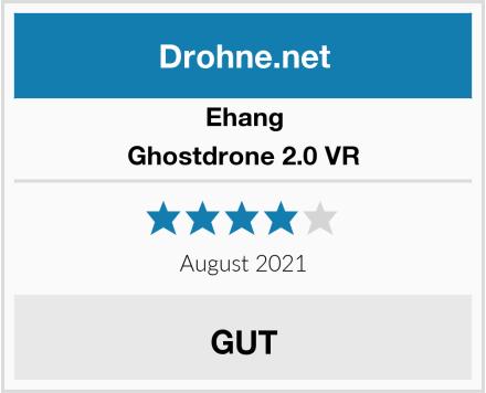 Ehang Ghostdrone 2.0 VR Test