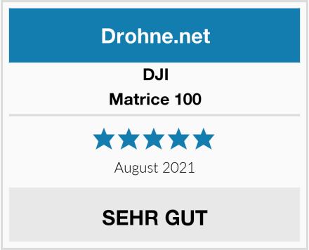 DJI Matrice 100 Test
