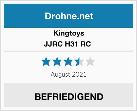 kingtoys JJRC H31 RC  Test