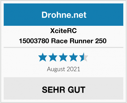 XciteRC 15003780 Race Runner 250  Test