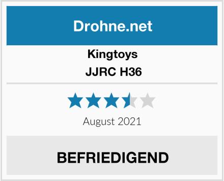 kingtoys  JJRC H36 Test