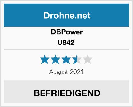 DBPower U842  Test