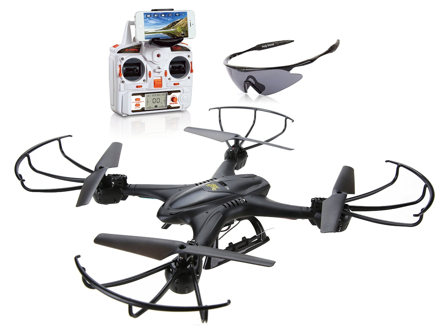DEERC RC Quadrocopter
