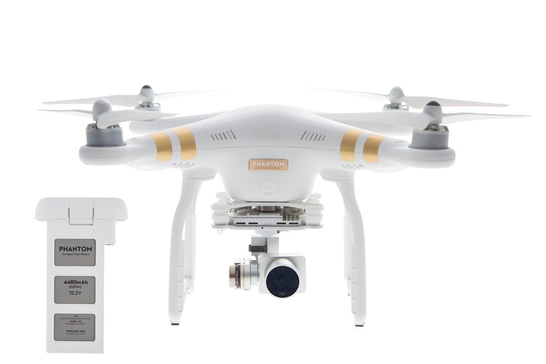 DJI Phantom 3 Professional UAV Aerial