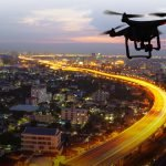 Coronavirus: Drohnen überwachen in einigen Staaten Ausgangssperren