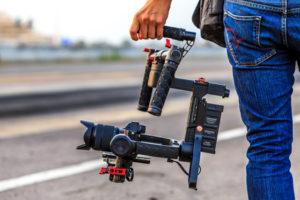 Warum ein Gimbal bei einer Kameradrohne entscheidend ist