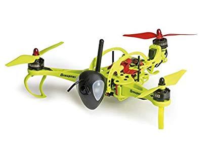 Graupner 16540 WP HoTT-Hornet 250 Tricopter Bausatz