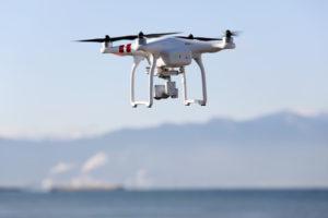 Große Drohnen