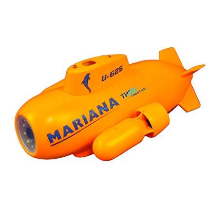 Thor Robotics Unterwasser-Drohne