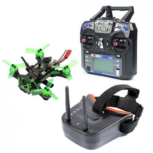 FEICHAO Mantis85 85mm RC FPV Micro Racing Drone