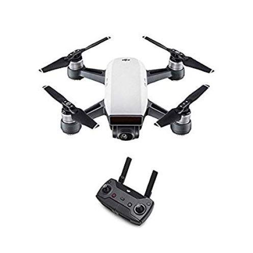 DJI Spark - Mini-Drohne + Remote Fernbedienung
