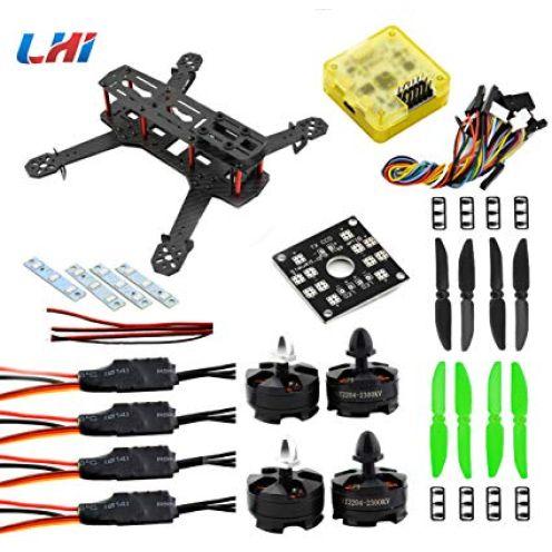LHI QAV250 Pure Carbon Fiber Mini Quadcopter