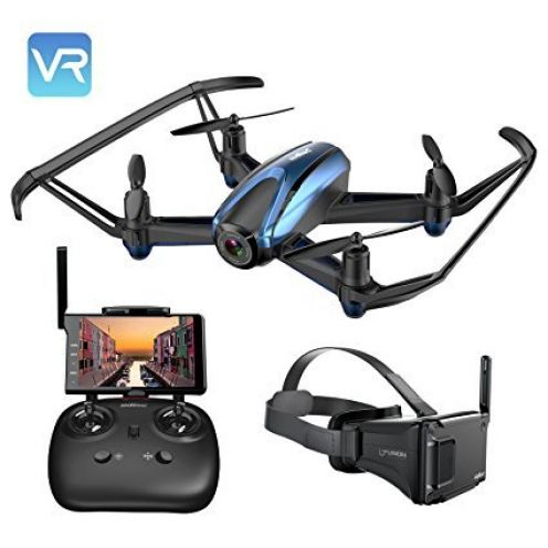 Potensic Drohne mit VR-Brille
